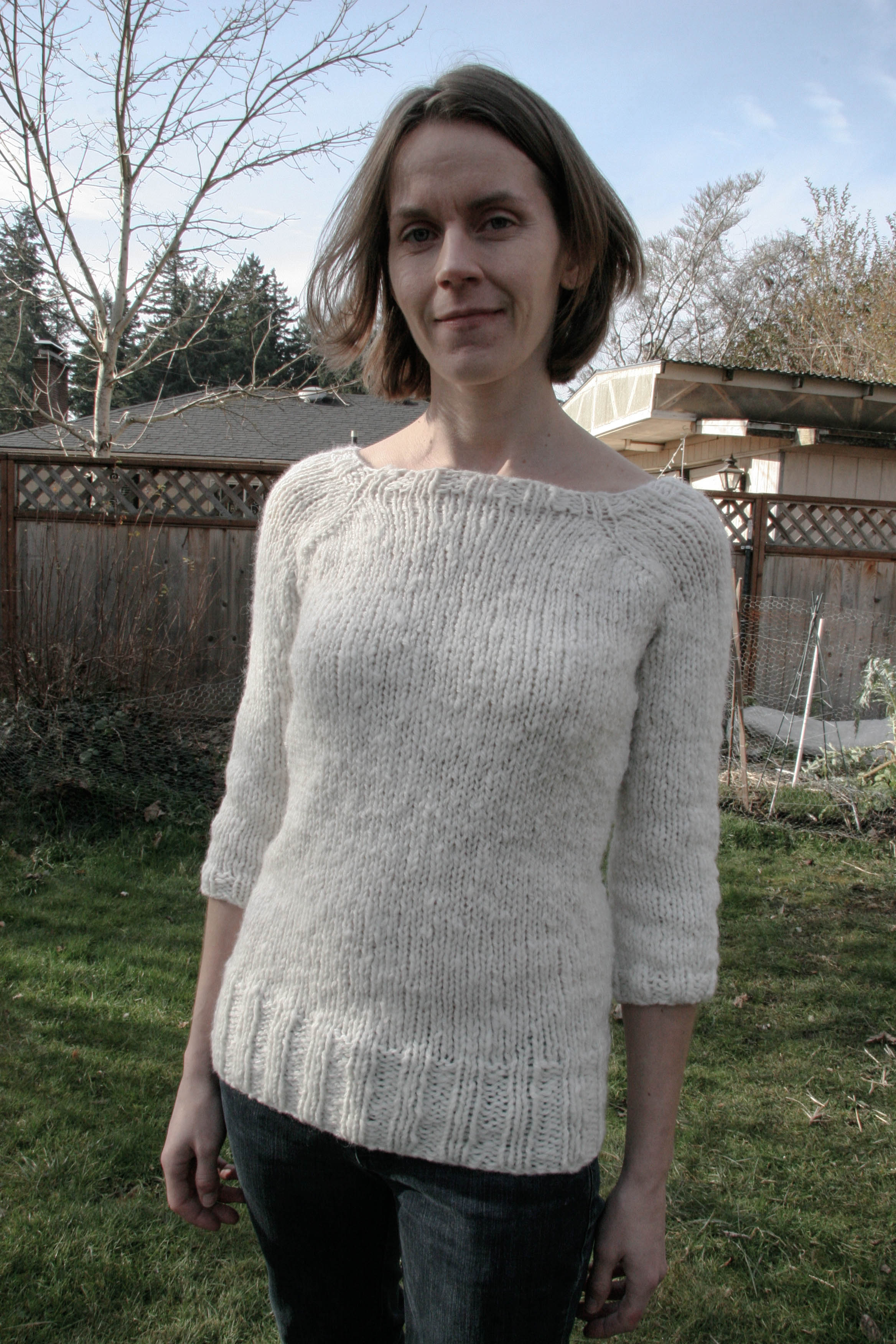 Sheep To Sweater Part II