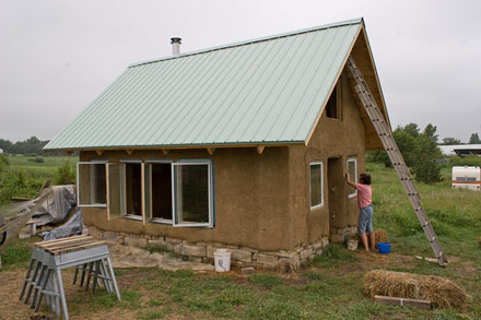 iowa cob house