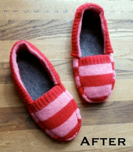 Sweater+Slipper-after