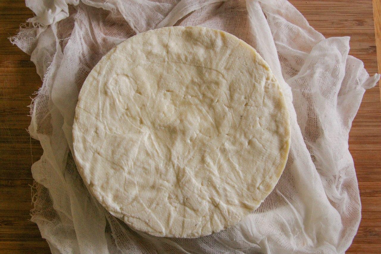 making Parmesan cheese