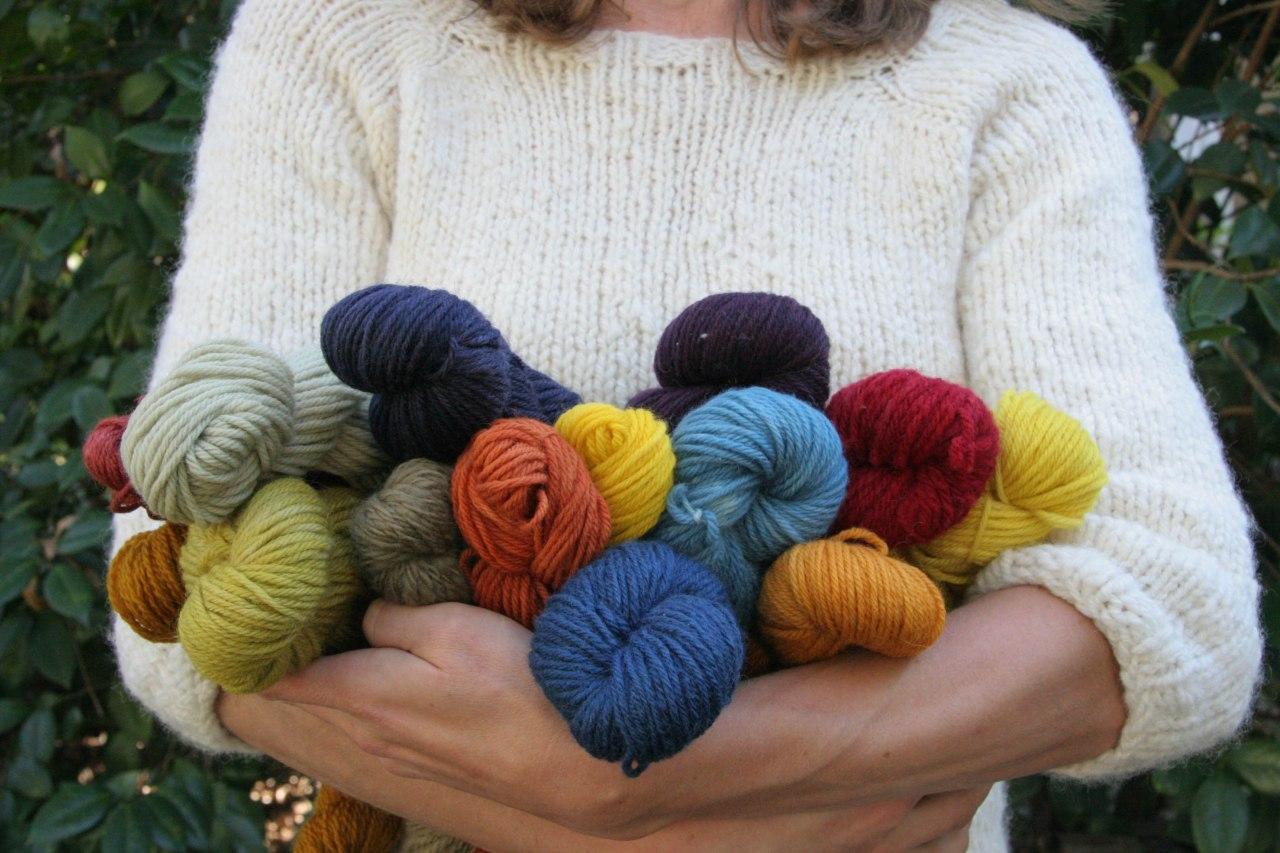 natural dyeing tutorial, making natural dyes