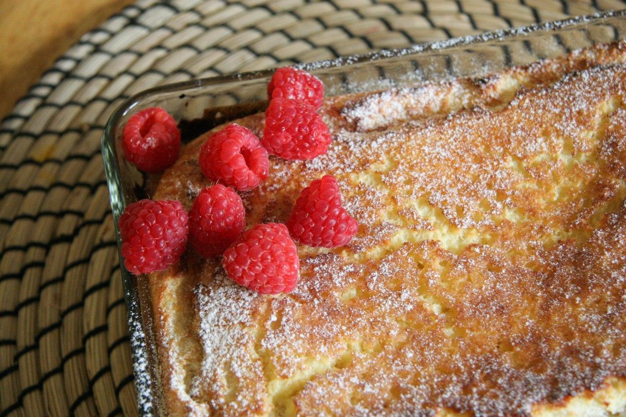 fat almond pancake, brunch